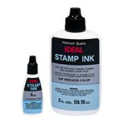 premium stamp pad self inker ink 2 oz bottle black blue red green
